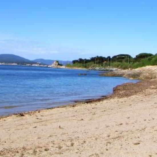 plage du Niel juin 2009