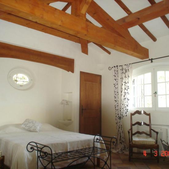 """chambre de maître """"provençale"""""""