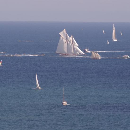 voiles de St Tropez