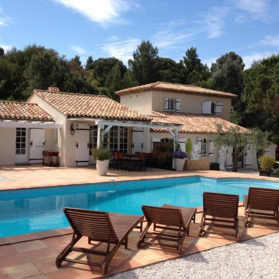 villa view pool 4